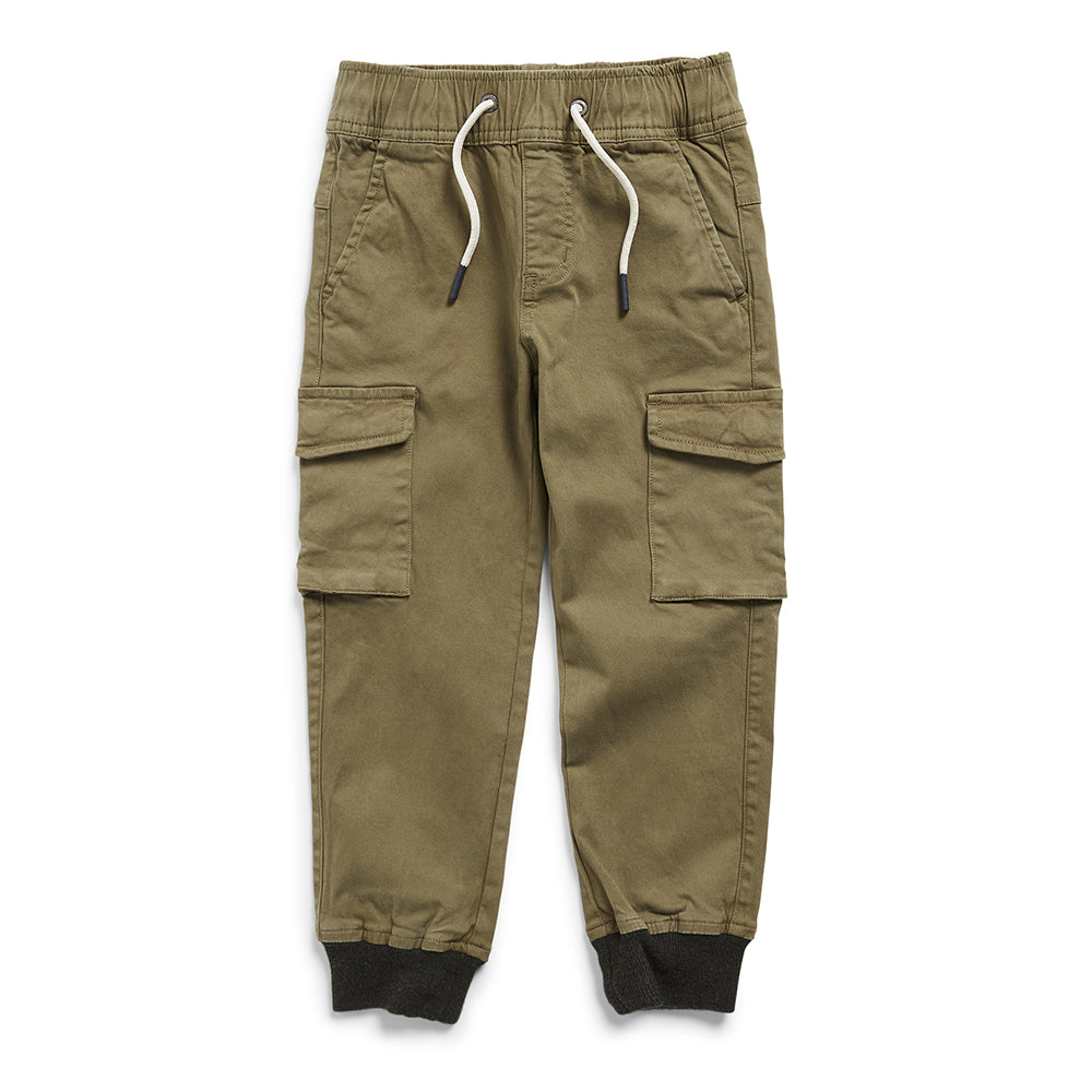 Rookie Jogger Pant - Cargo