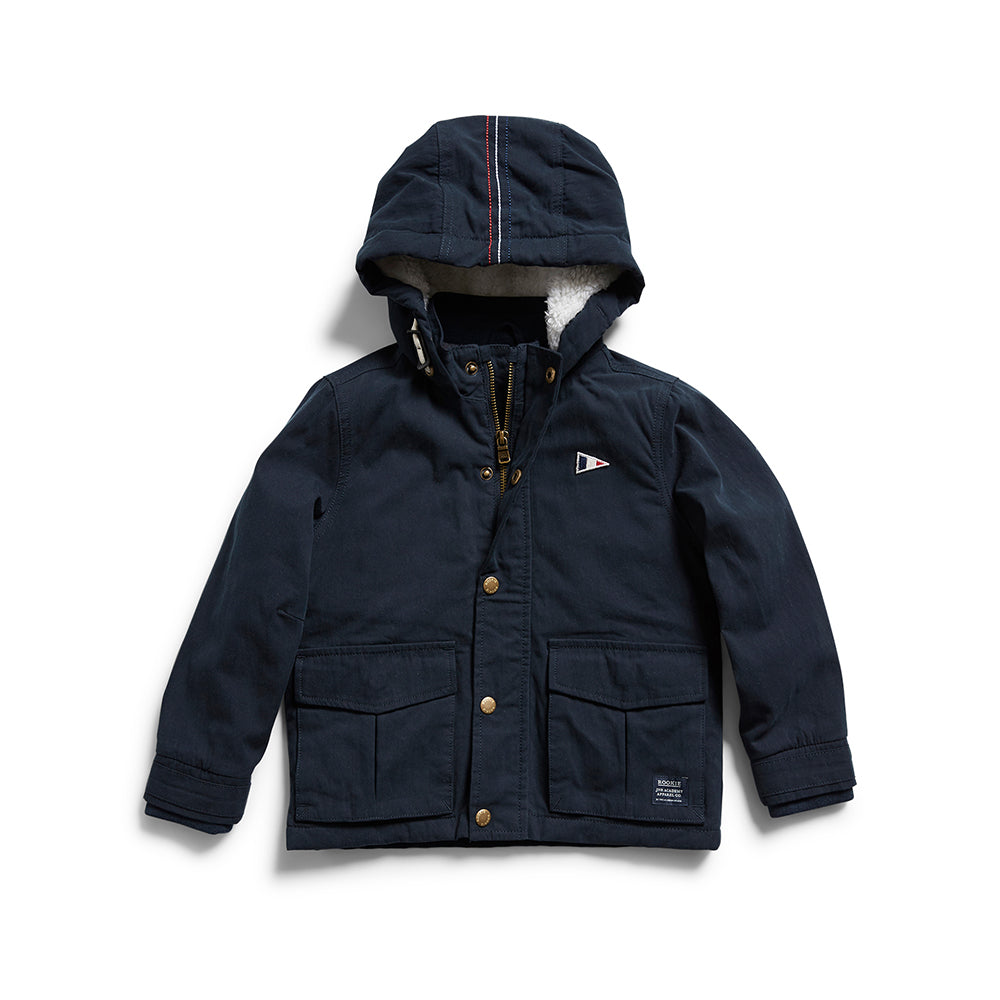 Rookie Miller Jacket - Navy