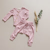 Rose Long Sleeve Bodysuit