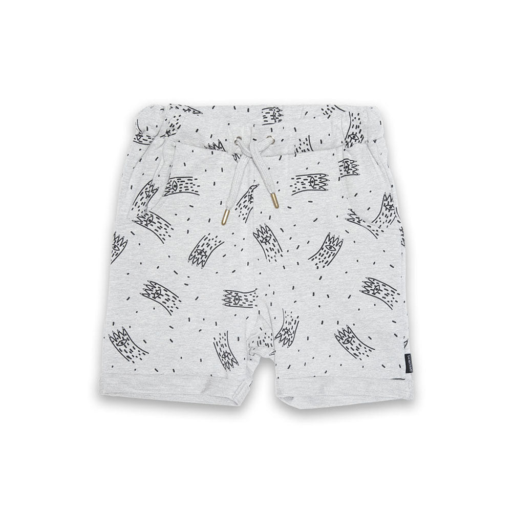 Claws Relaxed Shorts