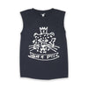 Crown Tiger Muscle Tank