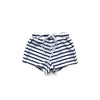 Navy Stripe Board Shorts
