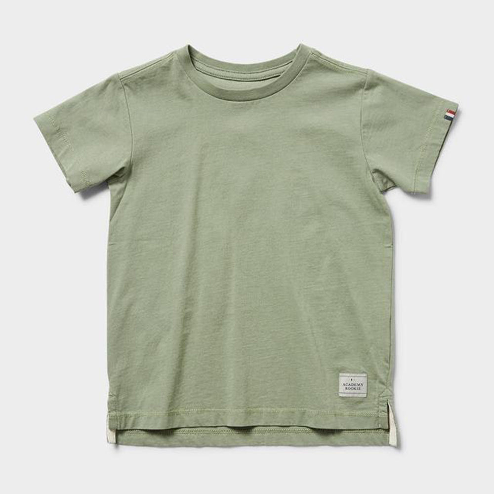 Rookie Blizzard Wash Tee - Leaf