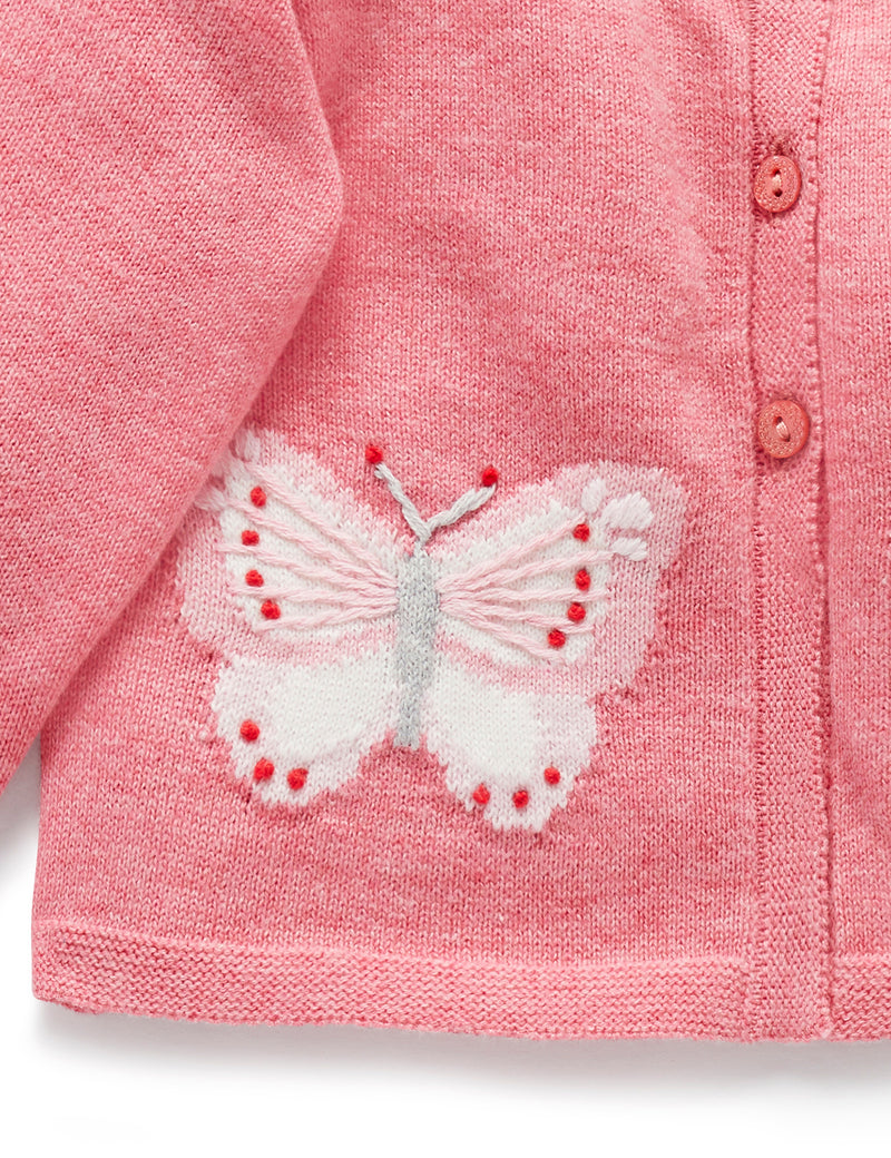 Butterfly Knit Cardigan