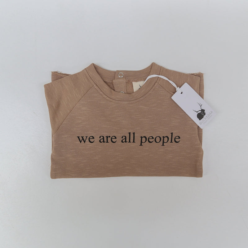 """WE ARE ALL PEOPLE"" Crew"