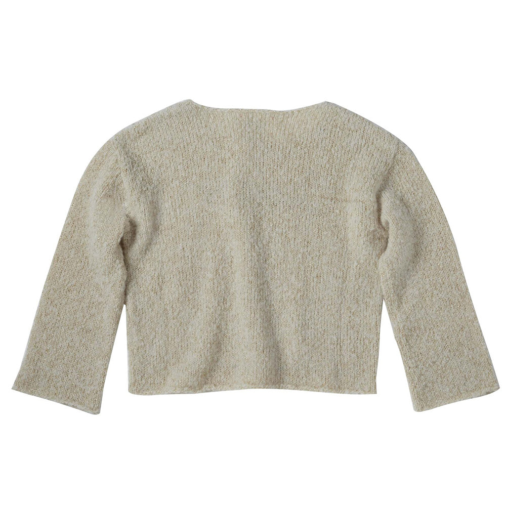 Exquise Embroidered Knit Jumper