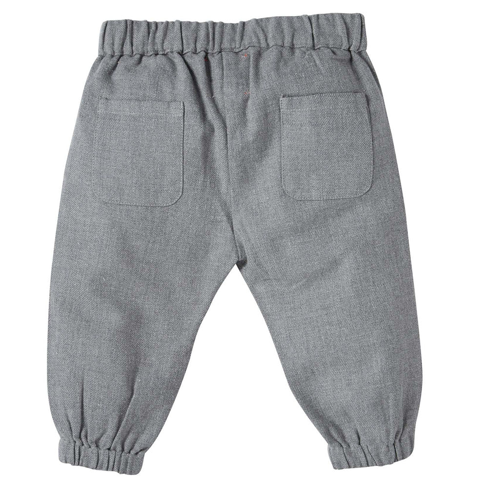 Flocon Flannel Cotton Pants