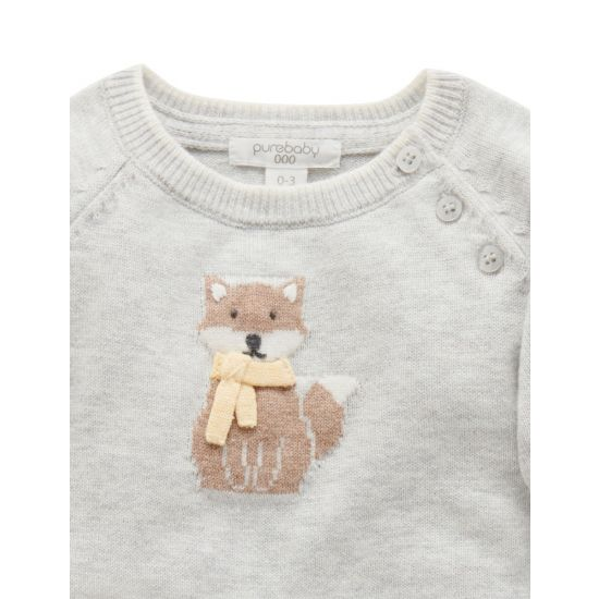 Little Fox Jumper