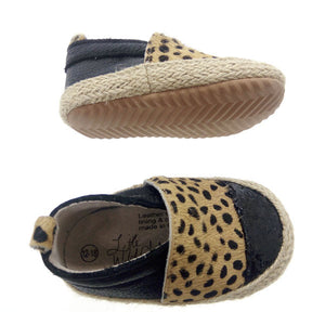 Into The Wild - Leopard Espadrilles