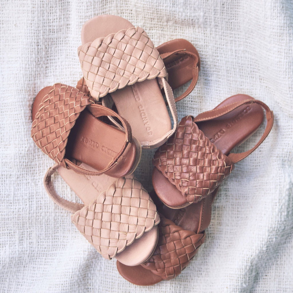 Scandic Gypsy Sandal - Tan