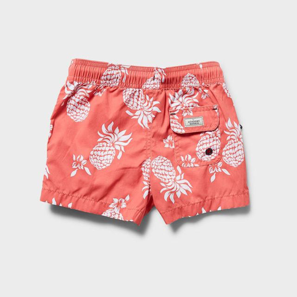 Rookie Quigg Boardshort - Watermelon