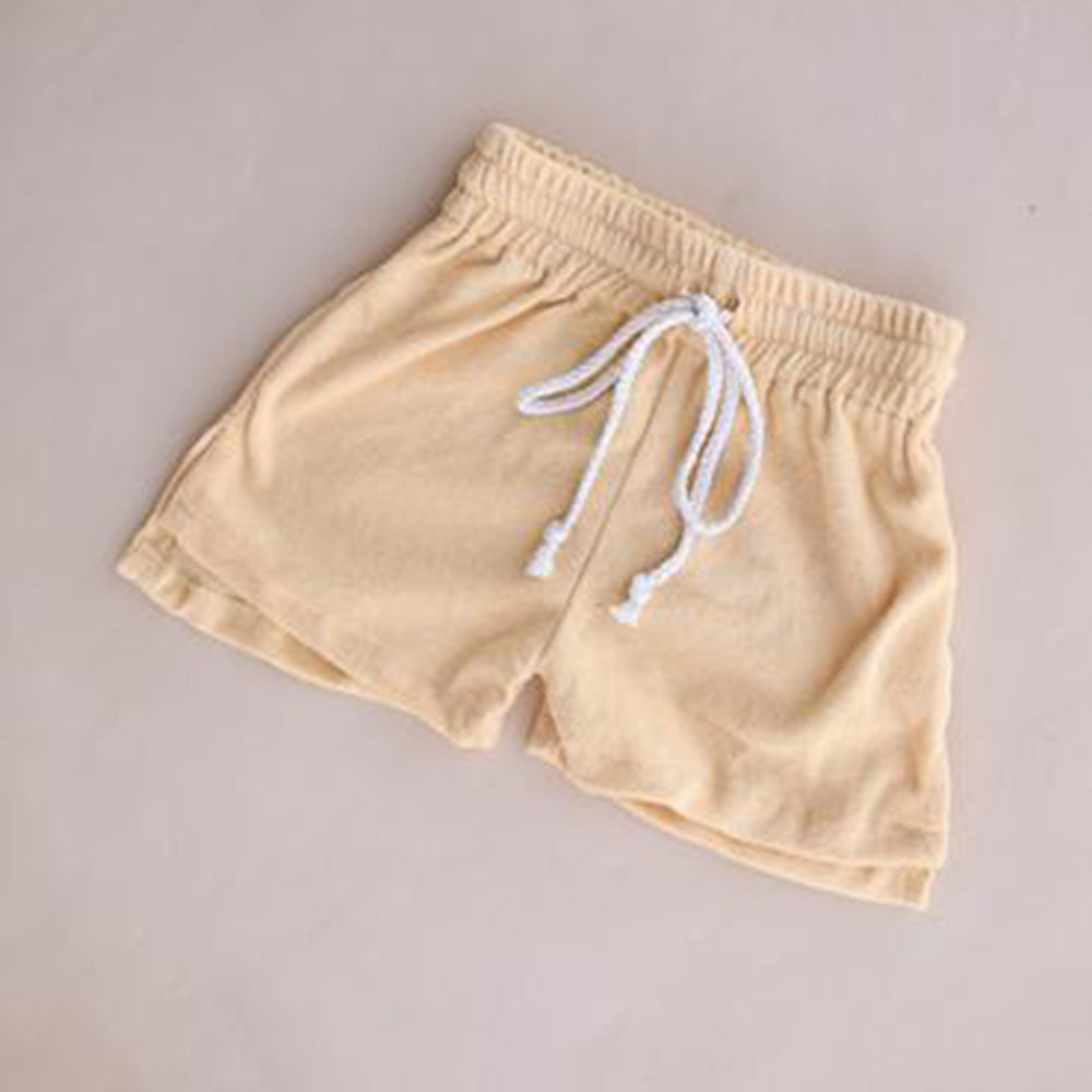Terry Jogger Short Sunshine