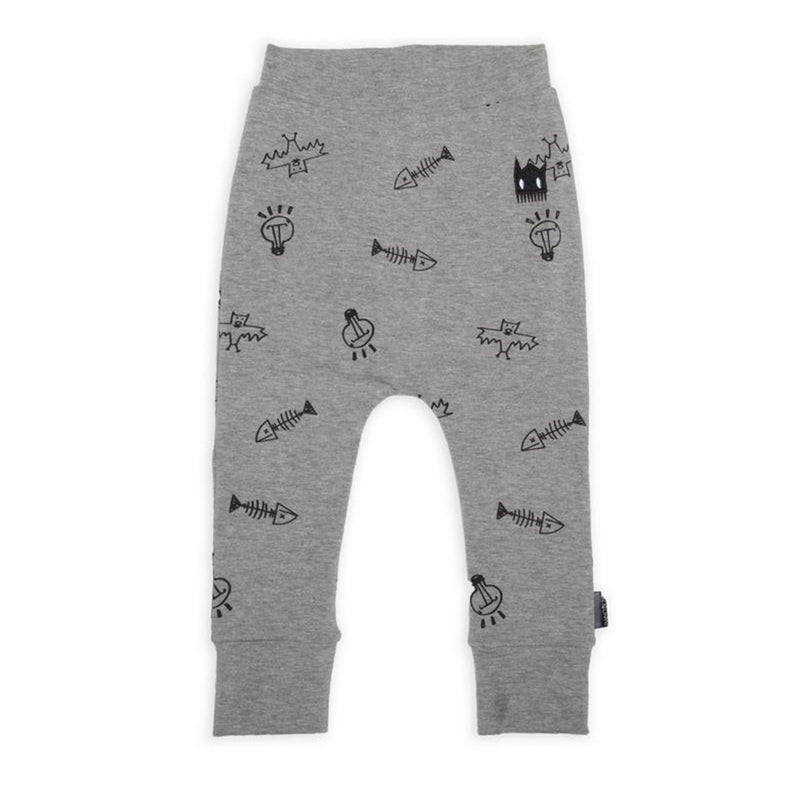 Organic Baby Stuff Harem Leggings