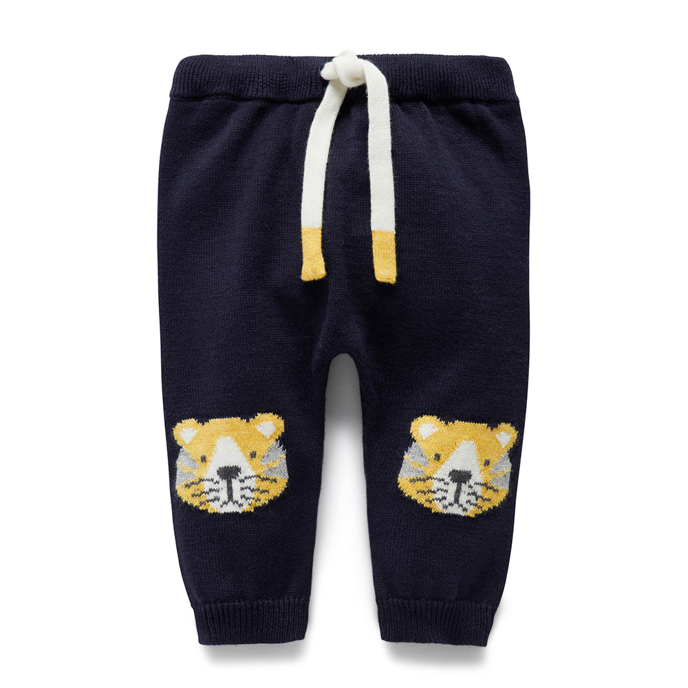 Tiger Patch Legging