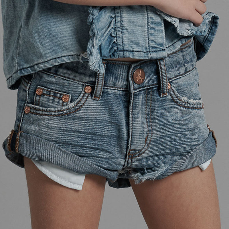 Venice Bandit Denim Shorts