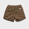 Rookie Volley Linen Short - Army