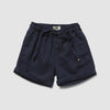 Rookie Volley  Linen Short - Navy