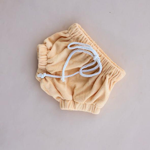 Goldie + Ace Linen Bloomers - Clay
