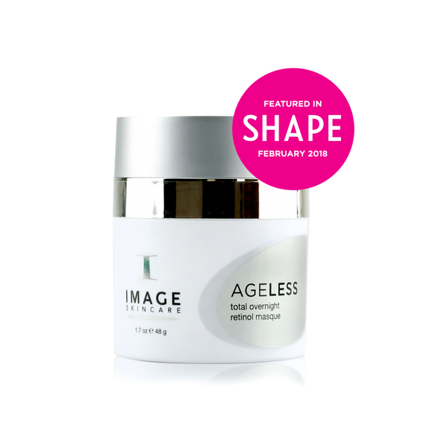 Ageless Total Overnight Retinol Masque by Image Skincare is Revolutionary science meets proven anti-aging benefits of retinol. This breakthrough treatment masque transforms skin's appearance while you sleep.