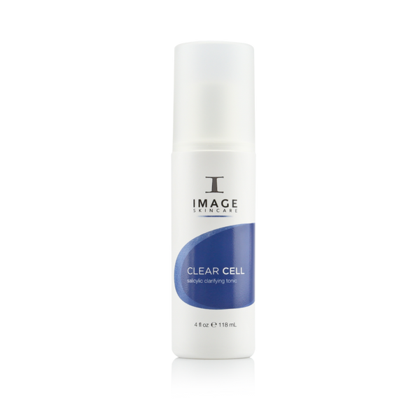 Clear Cell Salicylic clarifying tonic blends the power of alpha and beta hydroxy acids to sweep away dead skin cells and remove excess surface oil so skin stays shine-free.