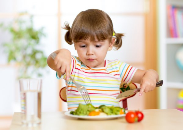Raising Healthy Eaters by Laura Shammah MS,RDN