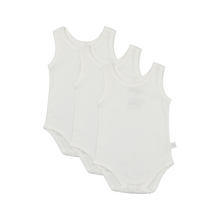 Load image into Gallery viewer, Baby Boy Undershirts-3 pack