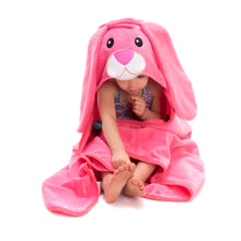 Load image into Gallery viewer, Bunny Premium Hooded Towel