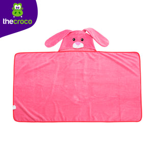 Bunny Premium Hooded Towel