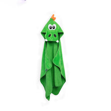 Load image into Gallery viewer, Dinosaur Premium Hooded Towel