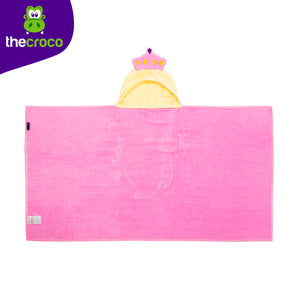Princess Premium Hooded Towel