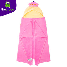 Load image into Gallery viewer, Princess Premium Hooded Towel