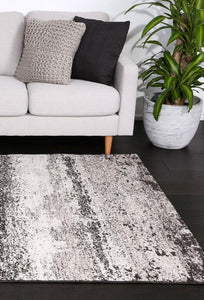 Momo Beige Abstract Rug