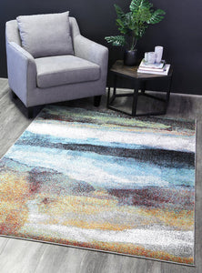 Madison Water Colours Multi Rug