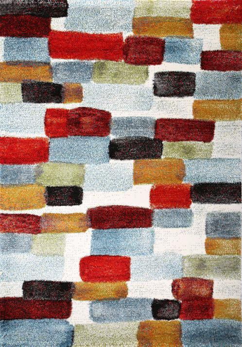 Barcelona Contemporary Supa Thick Multi Rug