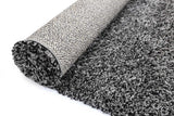 Austin Plush Charcoal/Anthracite Shaggy Rug