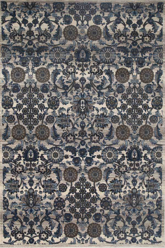 Seca Transitional Navy Rug
