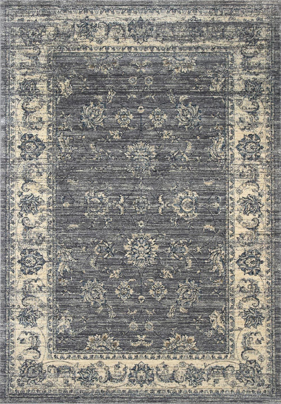 Atlas Vintage Grey Rug