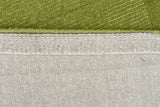 Timeless Loop Wool Pile Pistachio Coloured Rug