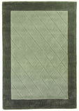 Gold Collection 124 Green Rug