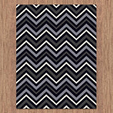 MAGIC ZIG-ZAG BLACK