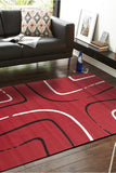 Silver Collection Modern 1148 R55 Rug