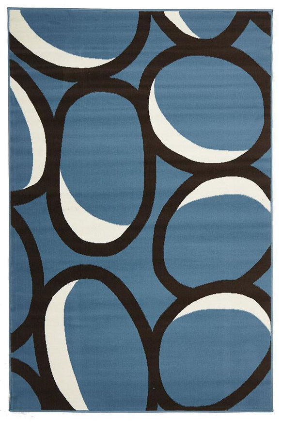 Silver Collection Modern 1920 D433 Rug