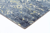 City Faded Modern Multi Rug