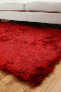 Milano Collection Red Rug
