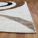 Notes Collection 7 Ivory And Beige Rug