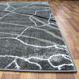 Opal Collection 101 Silver Rug
