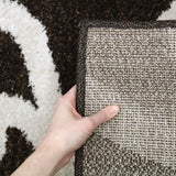 Opal Collection 107 Black Rug