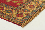 Authentic Afghan Hand Knotted Kazak Rug - Cheapest Rugs Online - 2