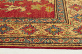 Authentic Afghan Hand Knotted Kazak Rug - Cheapest Rugs Online - 3