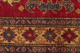 Authentic Afghan Hand Knotted Kazak Rug - Cheapest Rugs Online - 5